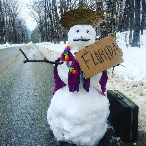面白い雪だるまの画像(41枚目)