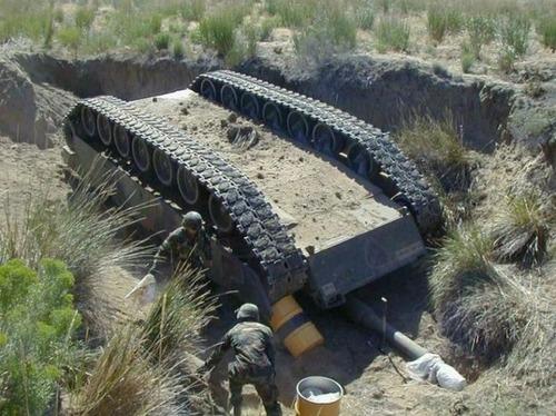 戦車が事故の画像(6枚目)