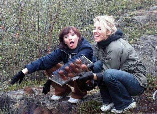 ロシアのアウトドアの楽しみ方の画像(19枚目)