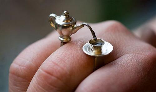 【画像】とりあえず欲しい!ちょっと面白い指輪の数々!!の画像(24枚目)