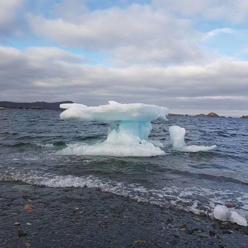 巨大な流氷の画像(11枚目)
