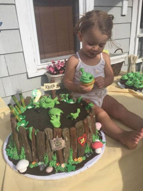 面白くて変わったケーキの画像(17枚目)