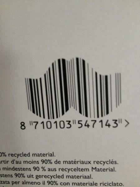 面白い商品のバーコードの画像(39枚目)