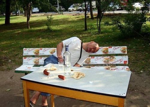 ロシアのアウトドアの楽しみ方の画像(32枚目)