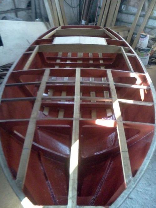 木製のボートの画像(13枚目)