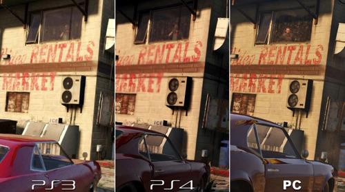 PS4とパソコンのグラフィックを同じゲームで比較した結果!!の画像(3枚目)