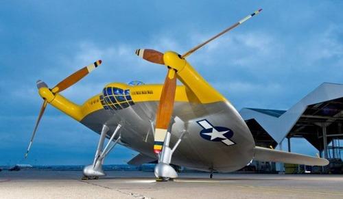 飛ぶのが不思議!面白い形の飛行機の画像の数々!!の画像(1枚目)