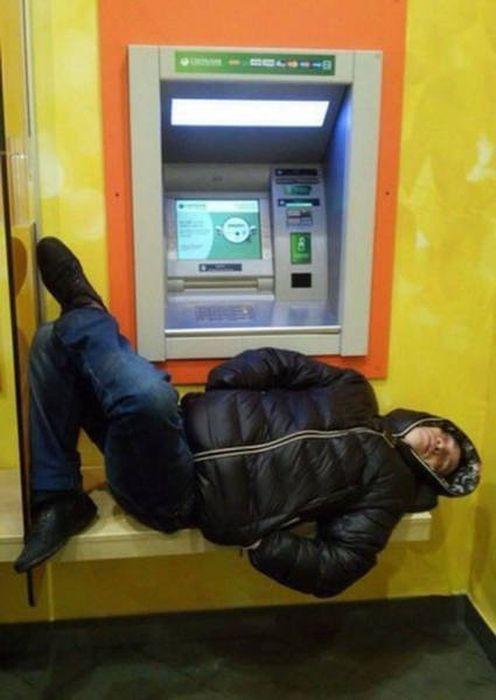 ヤバイ銀行のATMの画像(31枚目)