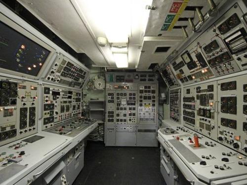 原子力潜水艦の内部の画像(8枚目)
