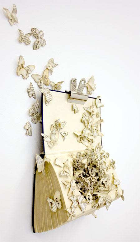 本の3Dの彫刻10