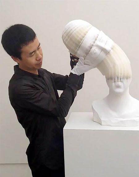 【画像】伸びたり縮んだり!スーパーカオス彫像アートの数々!!の画像(11枚目)