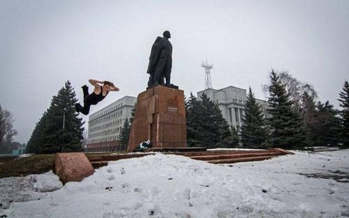 ちょっと面白いロシアの日常の画像(10枚目)
