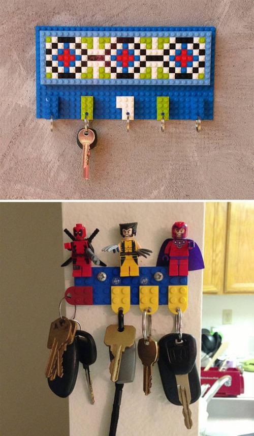 レゴで作った日用品の画像(42枚目)