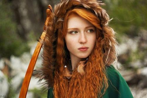 赤毛が似合うカワイイの女の子(外人)の画像の数々!!の画像(8枚目)