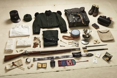 大昔から現在の兵士の装備を並べた画像がかっこよくて心ときめくwwwの画像(9枚目)