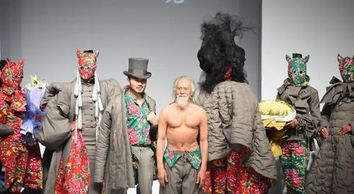 80歳のファッションモデルの画像(6枚目)