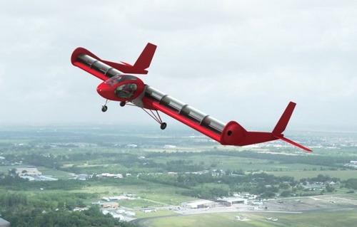 飛ぶのが不思議!面白い形の飛行機の画像の数々!!の画像(24枚目)