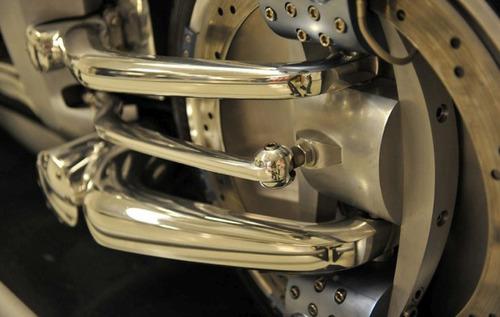 世界に10台5500万円のバイク!ダッジ・トマホークがやっぱり凄い!!の画像(14枚目)