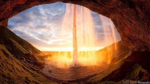 アイスランドの風景の画像(2枚目)