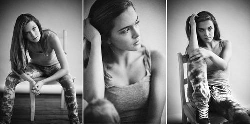 ちょっとくだけた感じの女性モデルの写真あれこれ!の画像(23枚目)