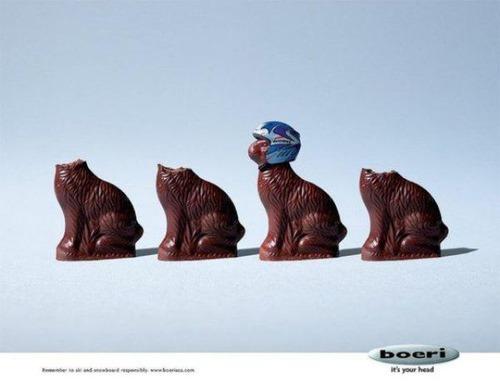 一度見たら記憶に残る!クリエイティブな広告の画像の数々!!の画像(10枚目)