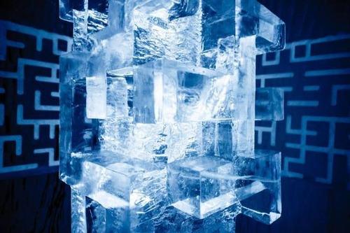 氷でできた極寒のホテルの画像(6枚目)