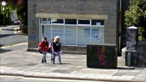 面白Googleストリートビューの画像(17枚目)