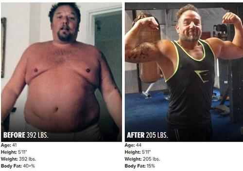 やればデキル!ダイエット肉体改造のビフォーアフターの画像の数々!!の画像(10枚目)
