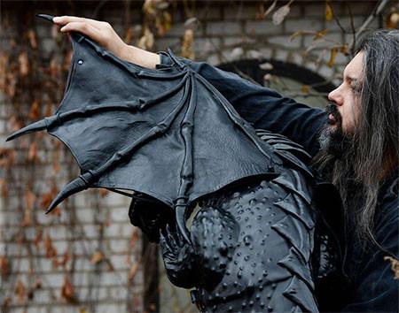 ブラックドラゴンのバックの画像(5枚目)