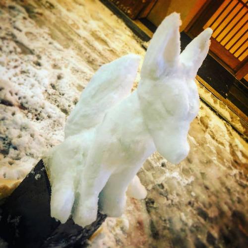 ハイクオリティな雪像の画像(12枚目)