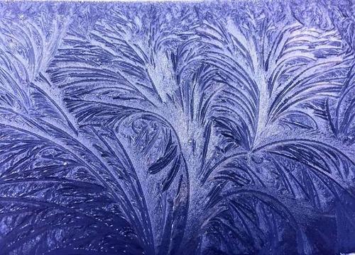 凍っている自動車の画像(46枚目)