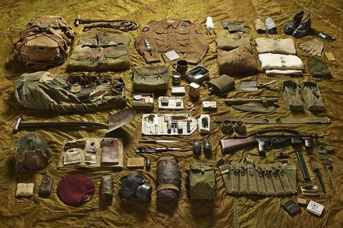 大昔から現在の兵士の装備を並べた画像がかっこよくて心ときめくwwwの画像(11枚目)