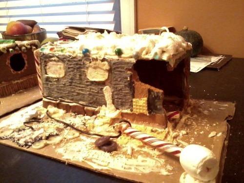 【画像】お菓子でできた家やジオラマが凄い!!の画像(6枚目)