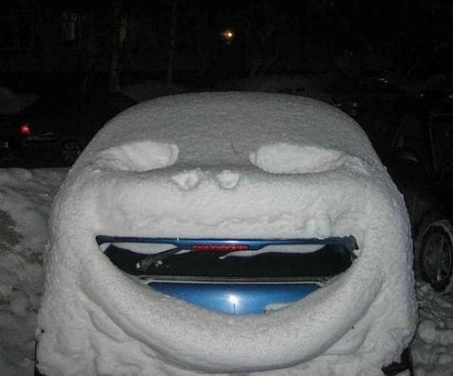 海外の凄まじい冬の寒さの画像(14枚目)
