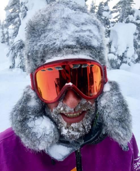 冬を楽しむカナダの人達の画像(29枚目)