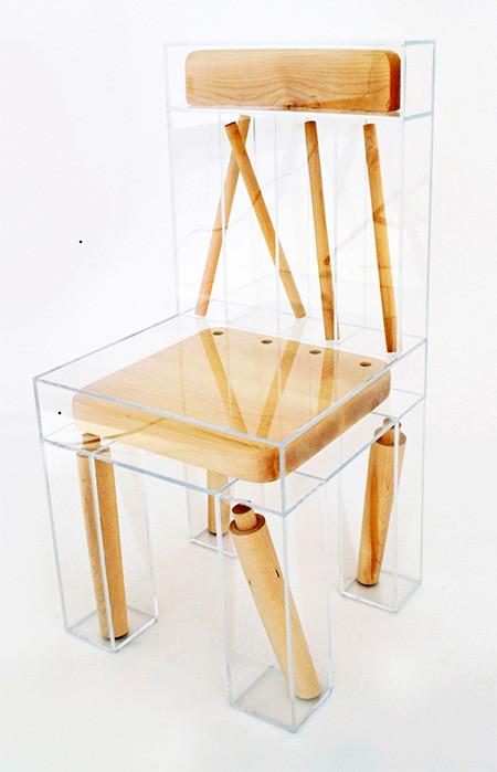 組立てたくなる椅子の画像(7枚目)