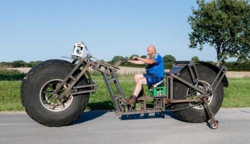 世界一重い自転車の画像(3枚目)