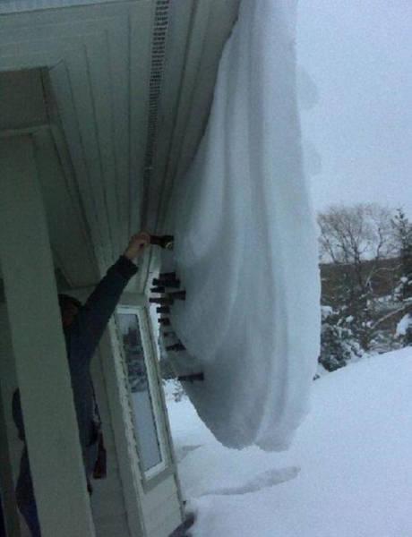 冬を楽しむカナダの人達の画像(18枚目)
