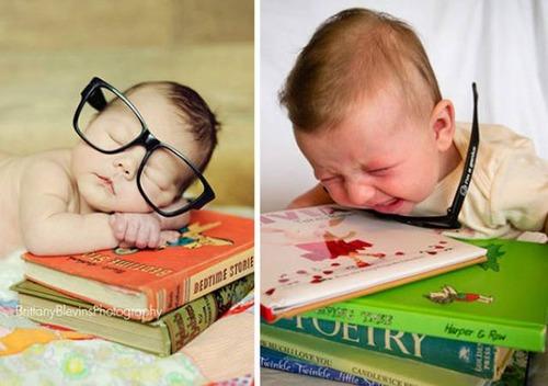 赤ちゃんとの記念撮影の理想と現実の画像(10枚目)