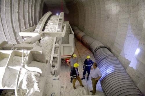 塩の洞窟!シチリア島にある岩塩の鉱山が神秘的で凄い!!の画像(10枚目)