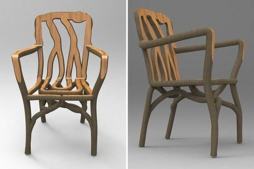 【画像】椅子や入れ物の形をした木を育てるまでの風景!の画像(8枚目)