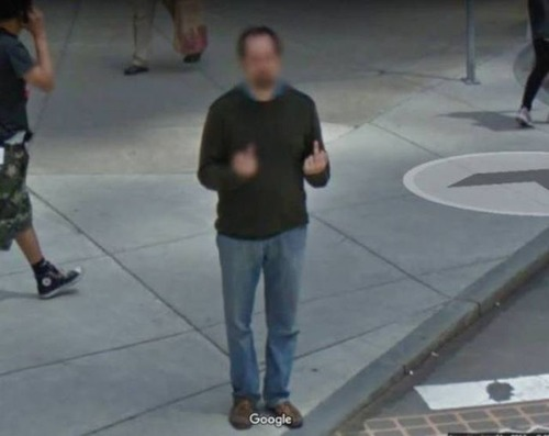 面白Googleストリートビューの画像(21枚目)