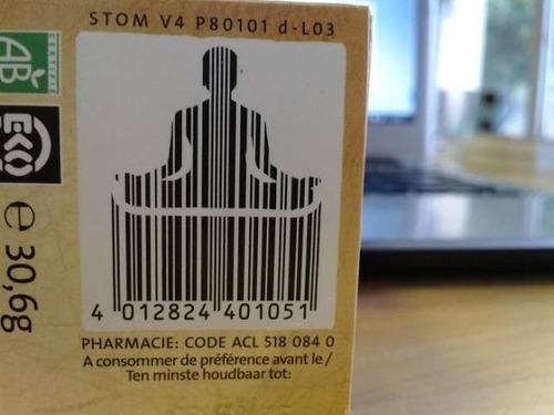 面白い商品のバーコードの画像(16枚目)
