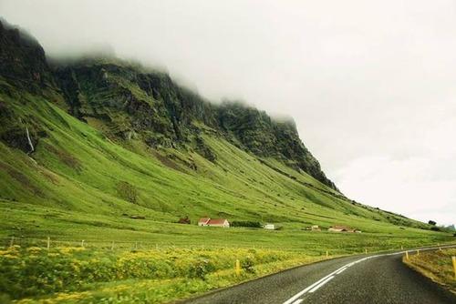 アイスランドの風景の画像(7枚目)