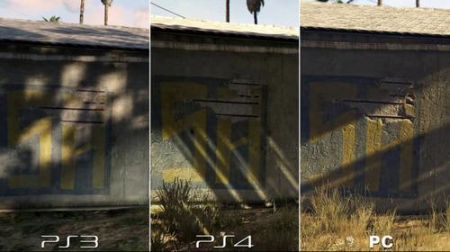 PS4とパソコンのグラフィックを同じゲームで比較した結果!!の画像(14枚目)