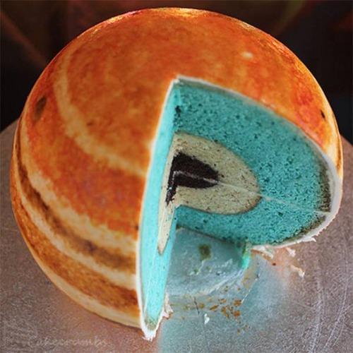 カオスなケーキの画像(4枚目)