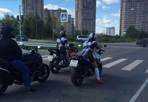 ロシアの日常の画像(1枚目)
