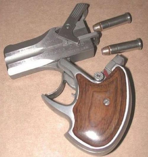 残念な改造をされた拳銃の画像(4枚目)