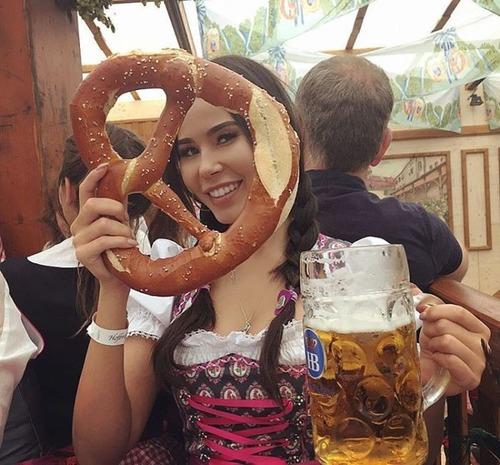 ビールの祭典「オクトーバーフェスト」の画像(7枚目)