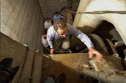 NYの刑務所を脱獄した囚人の逃走経路の写真が凄い!の画像(10枚目)